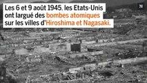 Des images inédites d'Hiroshima et Nagazaki après guerre dévoilées
