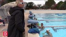 Flash Info 05-08-2016 JO : Philippe Lucas coache les champions de natation à Narbonne