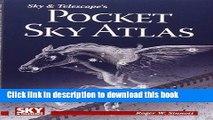 Ebook Sky   Telescope s Pocket Sky Atlas Full Online