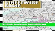 Ebook Streetwise Rome Map - Laminated City Center Street Map of Rome, Italy Full Online