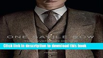 Books One Savile Row: Gieves   Hawkes: The Invention of the English Gentleman Free Online