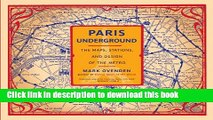 Ebook Paris Underground: The Maps, Stations, and Design of the Metro Free Online