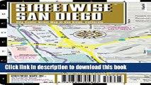 Books Streetwise San Diego Map - Laminated City Center Street Map of San Diego, California Free