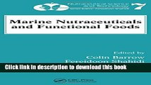 [PDF] Marine Nutraceuticals and Functional Foods (Nutraceutical Science and Technology) Read Full
