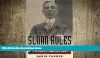 READ book  Sloan Rules: Alfred P. Sloan and the Triumph of General Motors  FREE BOOOK ONLINE