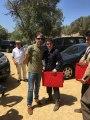 Manuel de Reyes tienta en Cuvillo con José Tomás