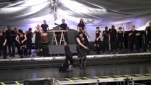 MADONNA Turn Up The Radio, Open Your Heart, Masterpiece MDNA Tour Rehearsals 2012