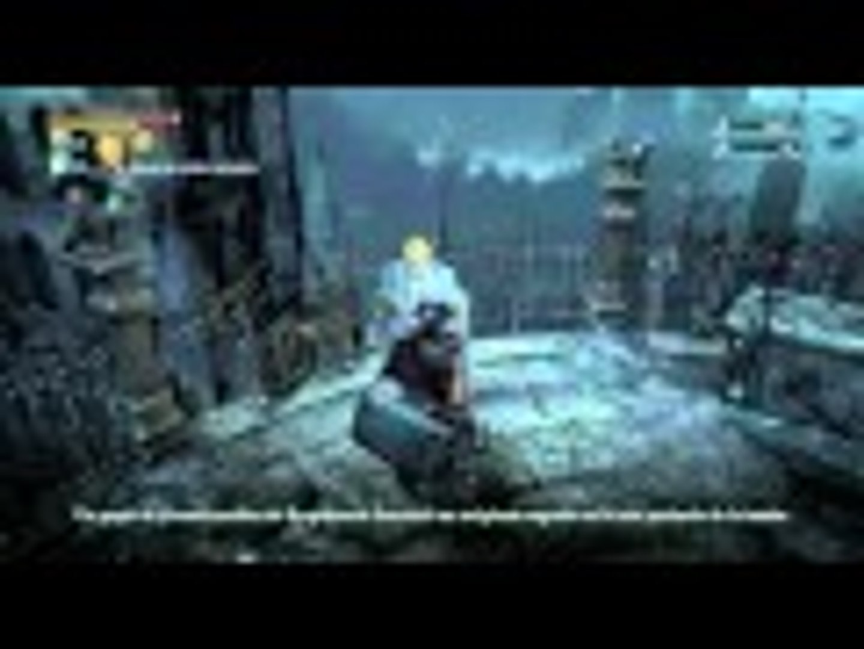 Bloodborne Parte 16 Camino al bosque prohibido