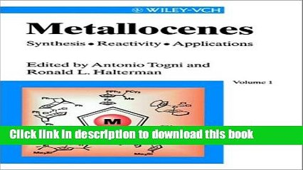 Metallocenes Resource | Learn About, Share and Discuss