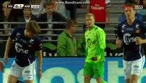 Santi Cazorla Fantastic Shoot Chance HD - Viking 0-1 Arsenal