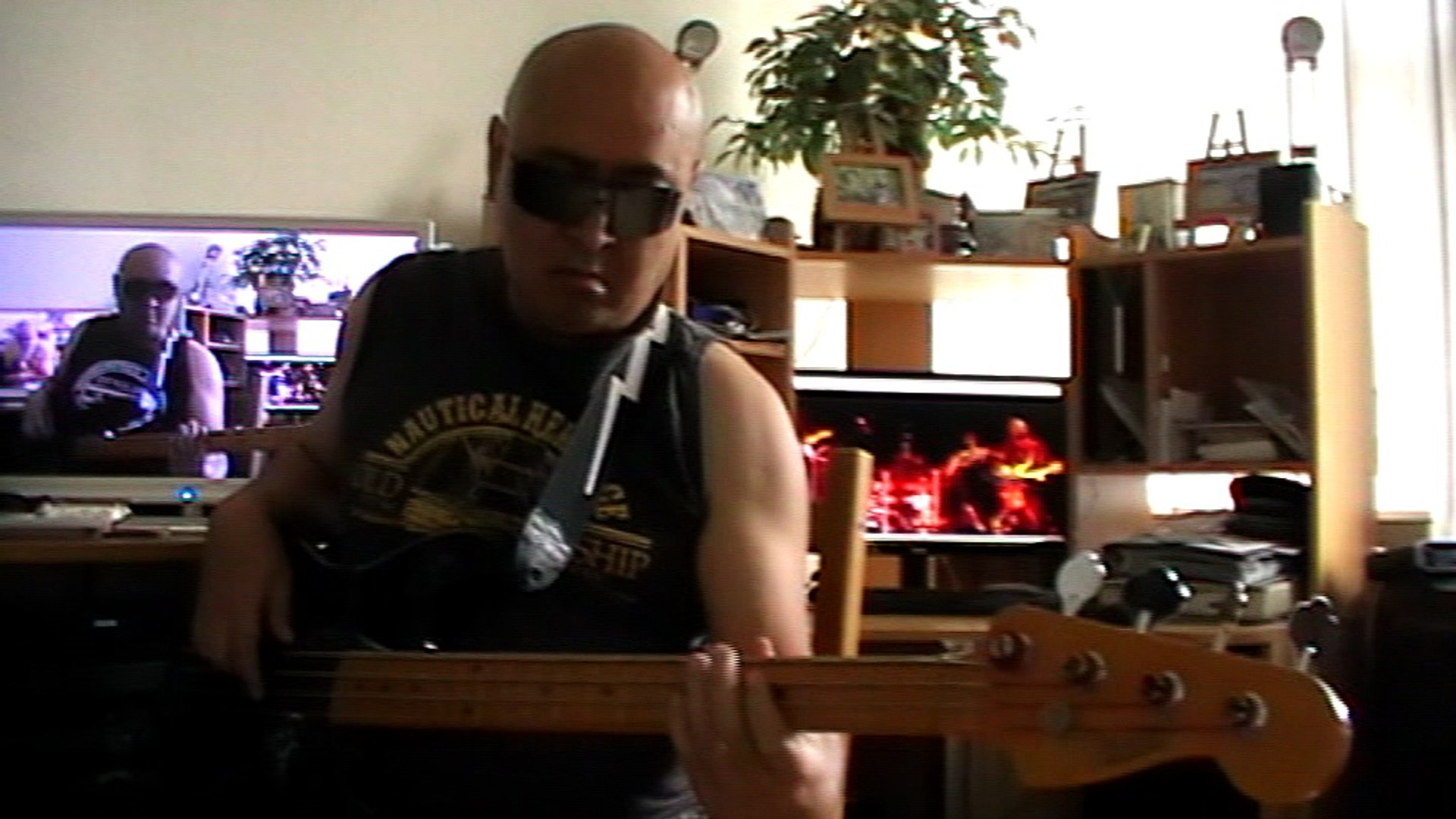 Banda JazzBlues Funk Brasil - Tune 88 Jeff Lorber DVD m2 Basscover Bob Roha