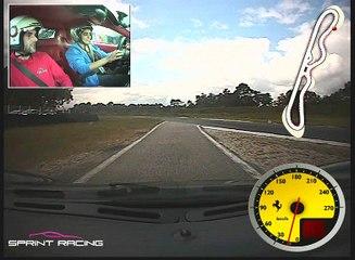 Votre video de stage de pilotage B021190616SPRI0018