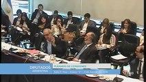 Dr. Oscar Blando-Exposición en la Cámara de Diputados