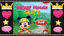 Mickey Mouse Skate Skateboarding is the favorite sport of Mickey Mouse Top New Game For Kids 2017