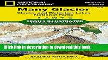 Books Many Glacier Glacier/Waterton Lakes National Parks, Montana, USA/Alberta, Canada Outdoor