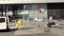 ZapNet du 6 aout 2016 - Les pokémons prennent leur revanche !