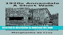 Books 1920s Annandale  A Short Walk  A Short Walk (Annandale Short Walks Book 4) Full Online