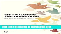 Books CSS Animations and Transitions for the Modern Web Free Online