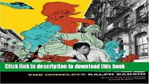 Ebook Unfiltered: The Complete Ralph Bakshi The Force Behind Fritz the Cat, Mighty Mouse, Cool