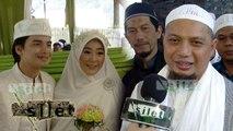 Pernikahan Putra Sulung Ustad Arifin Ilham - Silet 07 Agustus 2016