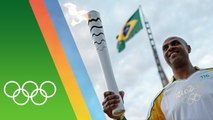Rio 2016 Olympic Torch Relay - Behind the scenes of the Olympics