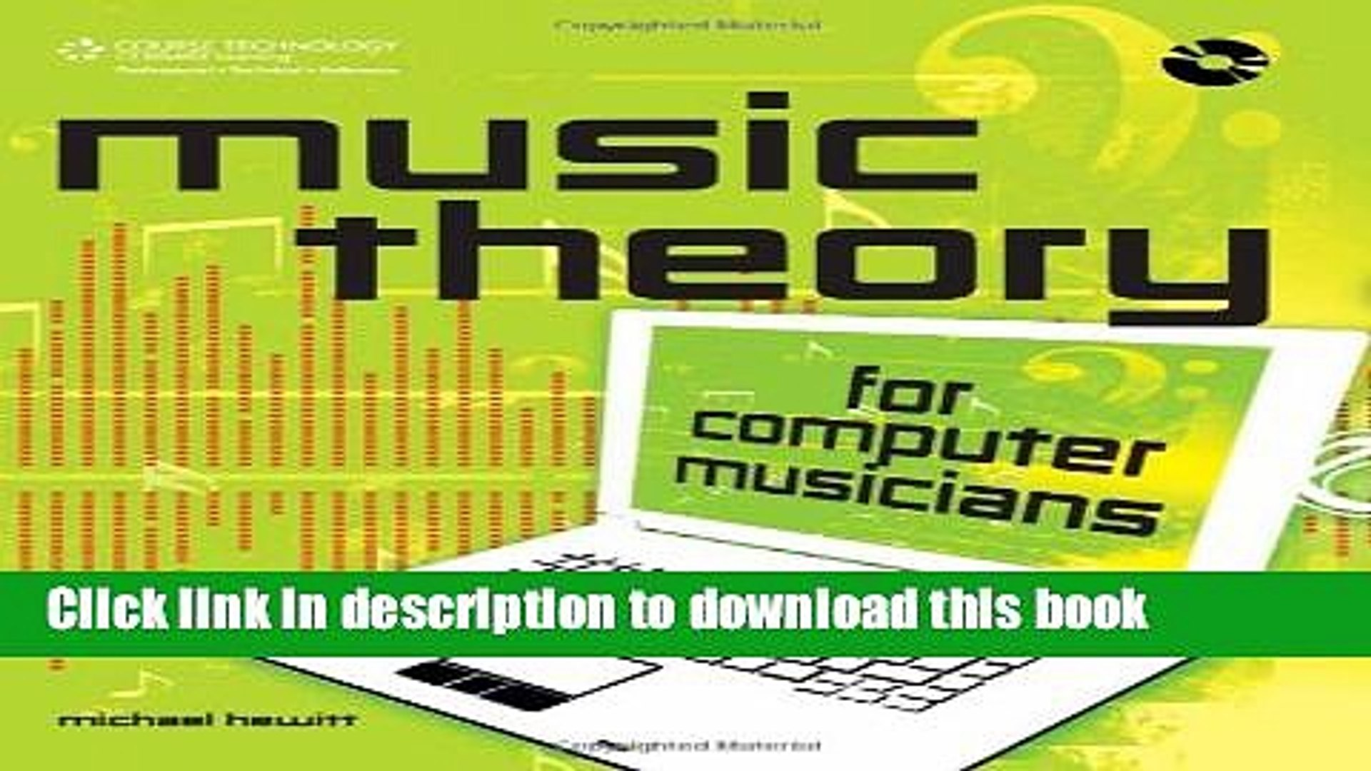Books Music Theory for Computer Musicians Free Online