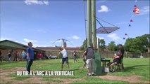 Drôle de Sport - Du tir à l'arc à la verticale - 2016/08/06