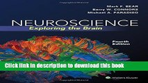 Ebook Neuroscience: Exploring the Brain Full Online
