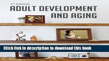 Books Adult Development and Aging Free Online