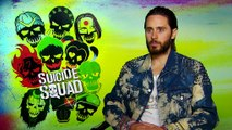 Suicide Squad - Exclusive Interview With Margot Robbie, Jared Leto, Jay Hernandez & David Ayer