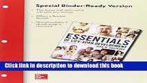 Ebook Loose Leaf for Essentials of Life-Span Development with Connect Access Card Full Online