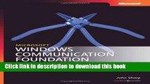 Ebook Microsoft Windows Communication Foundation Step by Step Full Online