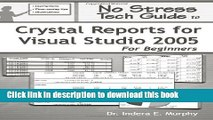 exemple complet crystal report FOR VISUAL STUDIO - video dailymotion