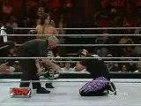 CM Punk & Tommy Dreamer Vs John Morrison & Elijah Burke