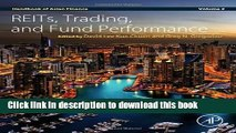 [PDF] Handbook of Asian Finance: REITs, Trading, and Fund Performance  Read Online