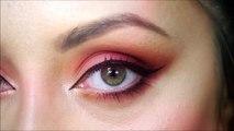 Výrazné oči a tmavé rty _ Nevaz se. Odvaz se!