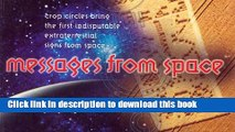 Books Messages from Space: Crop Circles Bring the First Indisputable Extra-Terrestrial Signs from