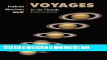 Ebook Voyages to the Planets (with CD-ROM, Virtual Astronomy Labs, and Infotrac) [With CDROM and