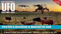 Books Cow Abductions   UFO Sighting Calendar 2015 Full Online