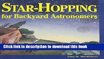 Ebook Star-Hopping for Backyard Astronomers Free Download