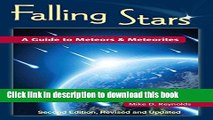 Books Falling Stars: A Guide to Meteors   Meteorites Full Download