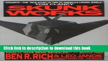 Books Skunk Works: A Personal Memoir of My Years of Lockheed Free Download