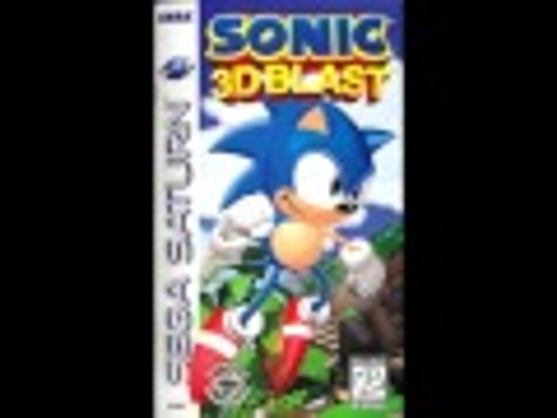 Sonic 3D Blast Saturn Final Fight Snes Remix