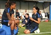 Equipe de France Féminine : France-USA, Acte II des JO