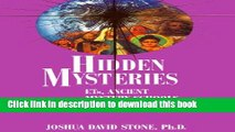 Ebook Ascension Series (Book 04): Hidden Mysteries: ET s, Ancient Mystery Schools   Ascension Full