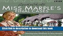 Download Miss Marple s Final Cases: Three New BBC Radio 4 Full-Cast Dramas PDF Free