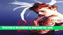 Ebook Visionaire s Fashion 2001: Designers of the New Avant-Garde Full Online