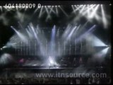 Michael Jackson - Live in Bucharest (10.01.1992) - Report - Human Nature (snippet)