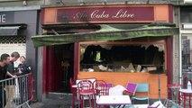 Un incendie dans un bar de Rouen fait au moins treize morts et six blessés