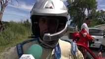 D!CI TV : Impressions à la fin de la première spéciale du Gap Racing